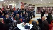 Çanakkale Zaferi'nin 103. Yıldönümü ve 18 Mart Şehitler Gününde İl Protokolü Derneğimizi Ziyaret Etti.