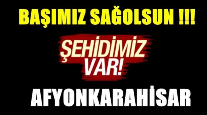 BAŞIMIZ SAĞ OLSUN ŞEHIDIMIZ VAR İSCEHİSAR..